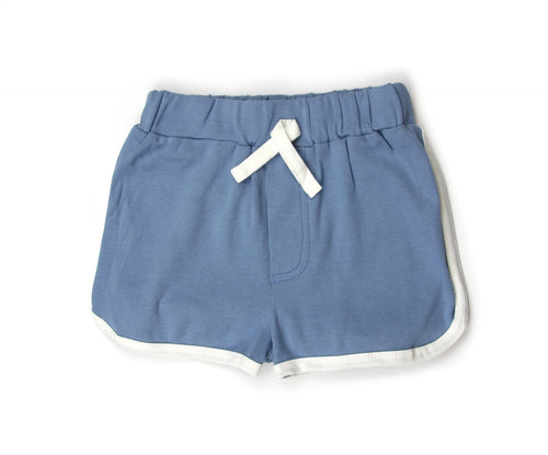 Kate Quinn Organics Organic cotton track shorts