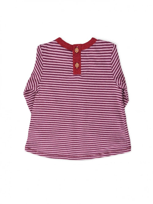 Striped Swing Top