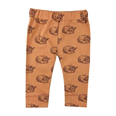 Sleeping Fox Pants