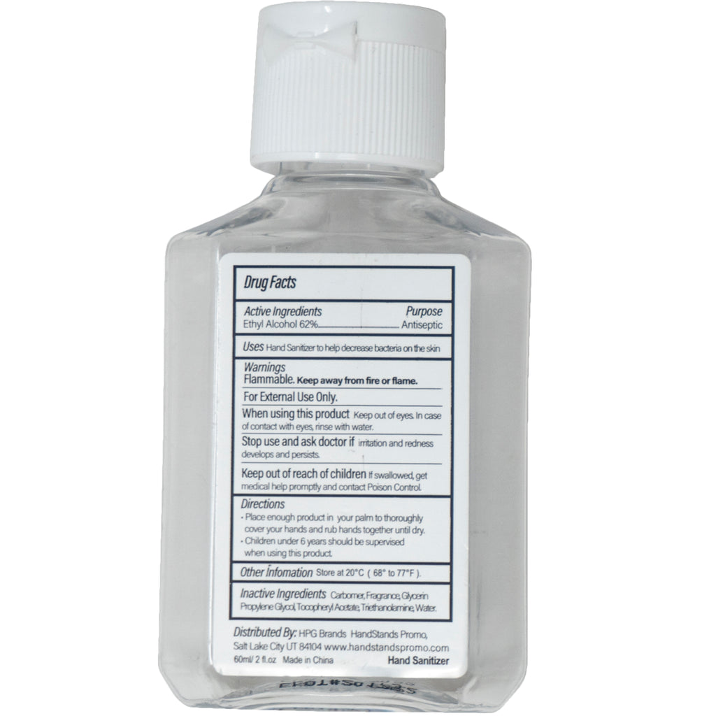 Hand Sanitizer w/Holder (2 oz.)