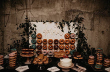 "Load image into Gallery viewer, Donut Wall - 36x26"" - 56 donut capacity"