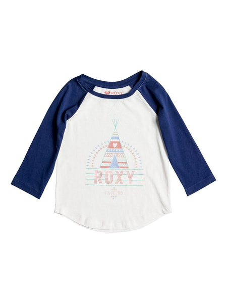 Roxy - DRY THE RAIN LONG SLEEVE Size 2-5