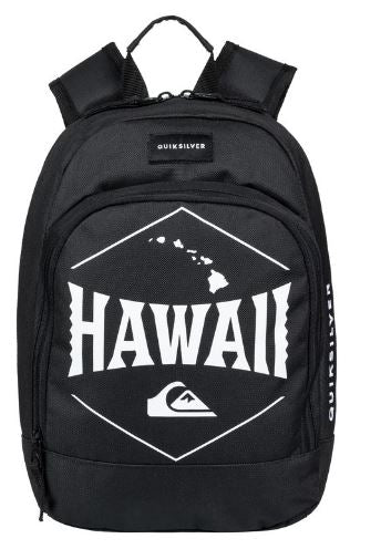 Quiksilver - CHOMPINE 12L SMALL BACKPACK (BLACK)