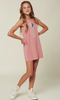 O'Neill - LILLIE DRESS (OLD ROSE) - SIZES XS-L