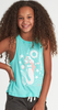 Billabong - MERMAID LIFE TANK (Light Jade) - XXS-L