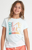 Billabong - NEON BILLABONG TEE (Washed Jade) - Sizes XS-L