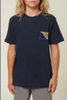 O'Neill - SUNBURST TEE (NAVY) - Youth sizes S-XL