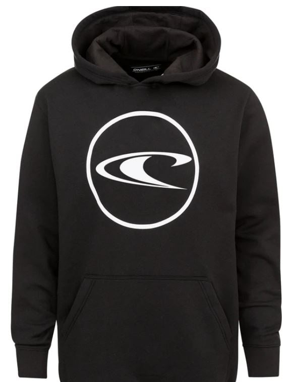 O'Neill - BOYS TEAM HOODIE (BLACK) - Size Youth S-L
