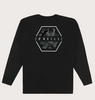 O'Neill - PHIL LONG SLEEVE (BLACK) - Youth Size M