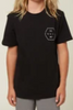 O'Neill - PHIL TEE (BLACK) - Youth Sizes S-L