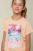 O'Neill - PINEAPPLE PARADISE TEE (Peach) - SIZES XXS-XL