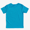 Quiksilver - BANANA ALLEY T'SHIRT (CARIBBEAN SEA HEATHERED) Sizes 2-7