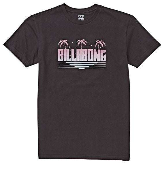 Billabong - SWAMI TEE (BLACK) - Youth Size S-XL