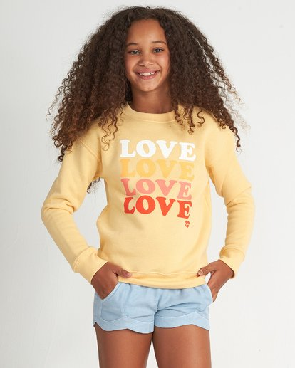 Billabong - SO MUCH LOVE (CANARY)- Sizes S-L
