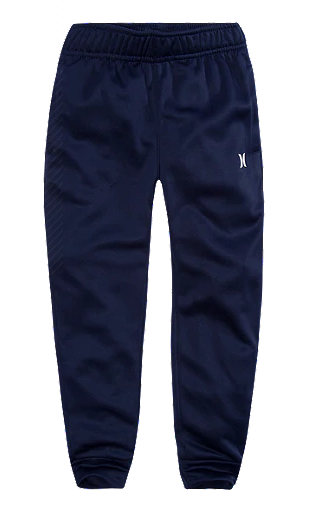 Hurley - THERMA-FLEECE FIT JOGGERS (MIDNIGHT NAVY) Size 4 & 6