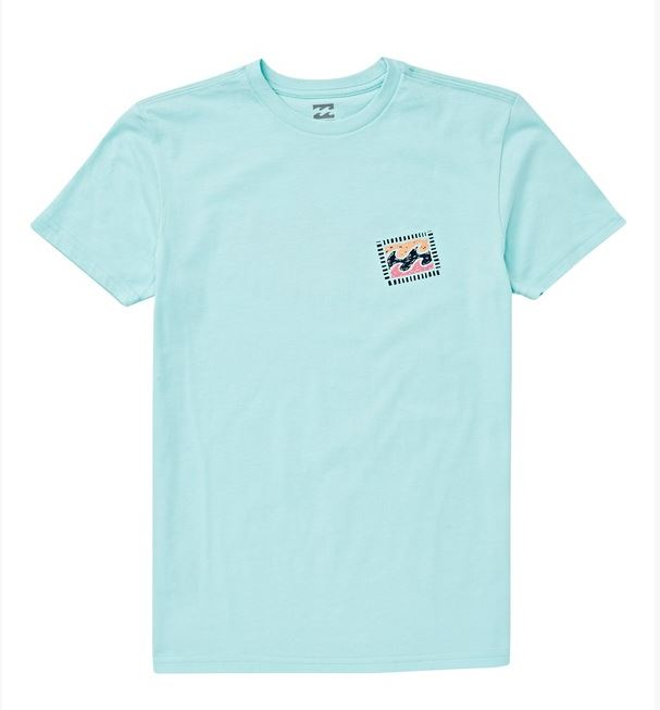 Billabong - ICON TEE (SPEARMINT) - Size 2-7