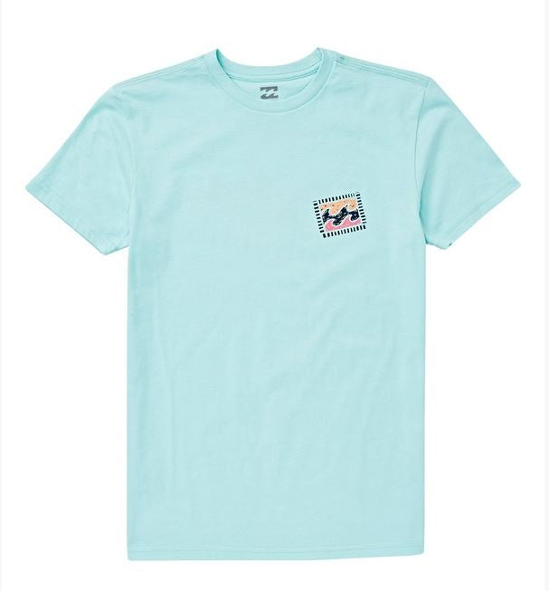 Billabong - ICON TEE (SPEARMINT) - Youth Size XL