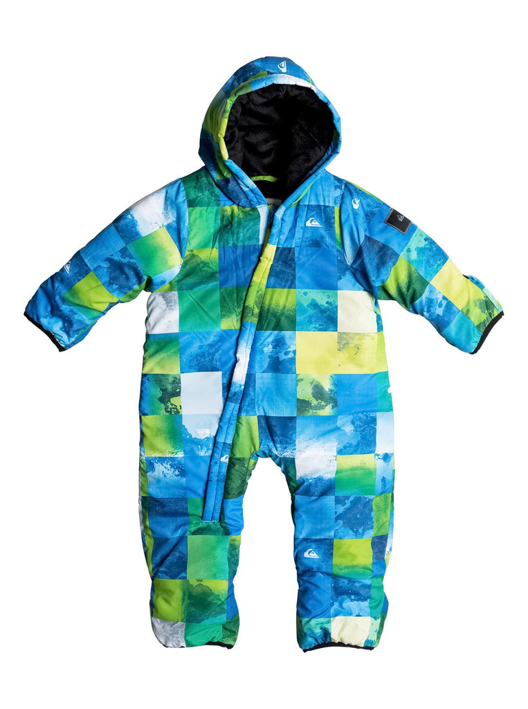 Quiksilver - LITTLE ROOKIE SNOWSUIT size 3-6 mths