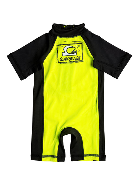 Quiksilver - BUBBLE SPRING RASHGUARD Sizes 18-24Mths