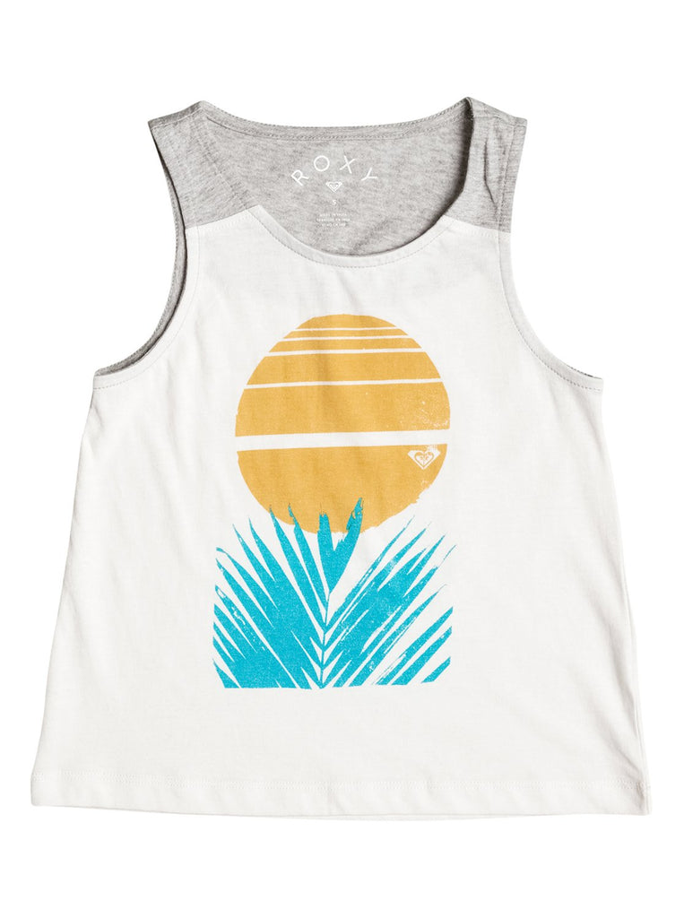 Roxy - COLLECT MOMENTS DESERT PALM TANK Size 2-6