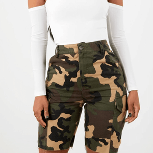 Army Fatigue Shorts
