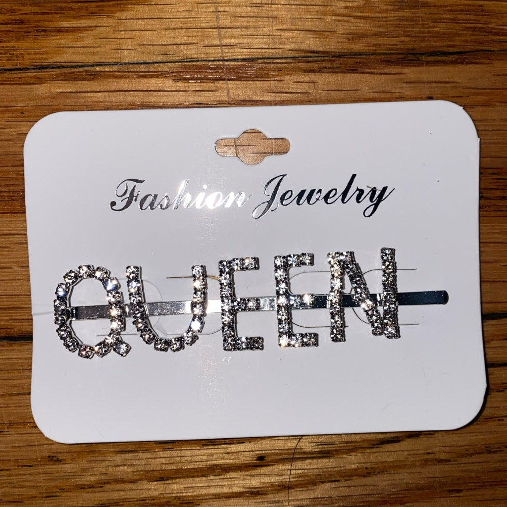 QUEEN HAIR PIN