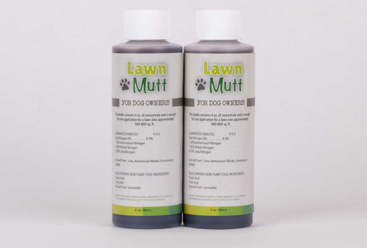 LawnMutt Soil Amendment for a Small Lawn (400-800 sq ft) 2 Application Treatment For Dog Urine Spots.