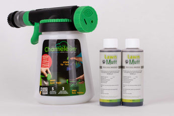 LawnMutt Soil Amendment is a Lawn Treatment For Dog Urine Spots