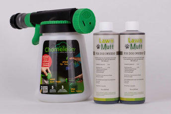 LawnMutt Soil Amendment for Dog Urine Lawn Repair and Protection