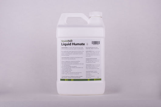 Liquid humic acid from SoundSoil 1 Gal