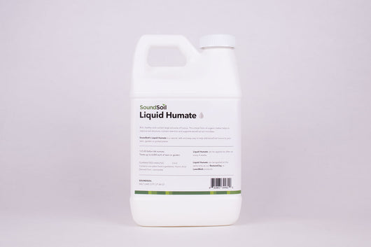 Liquid Humate is an Ideal Soil Amendment for any Lawn or Garden