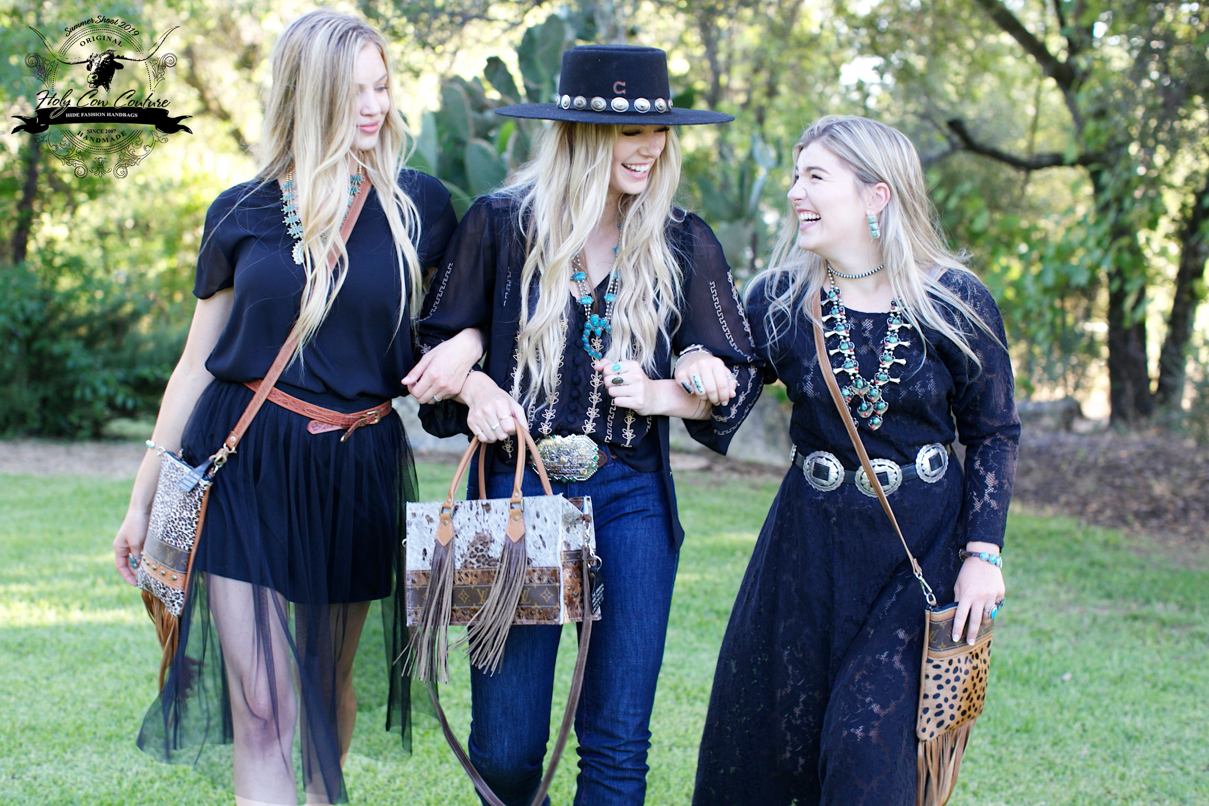 e6ae4a4f3 Our History. Holy Cow Couture is the first and original high fashion western  handbag ...