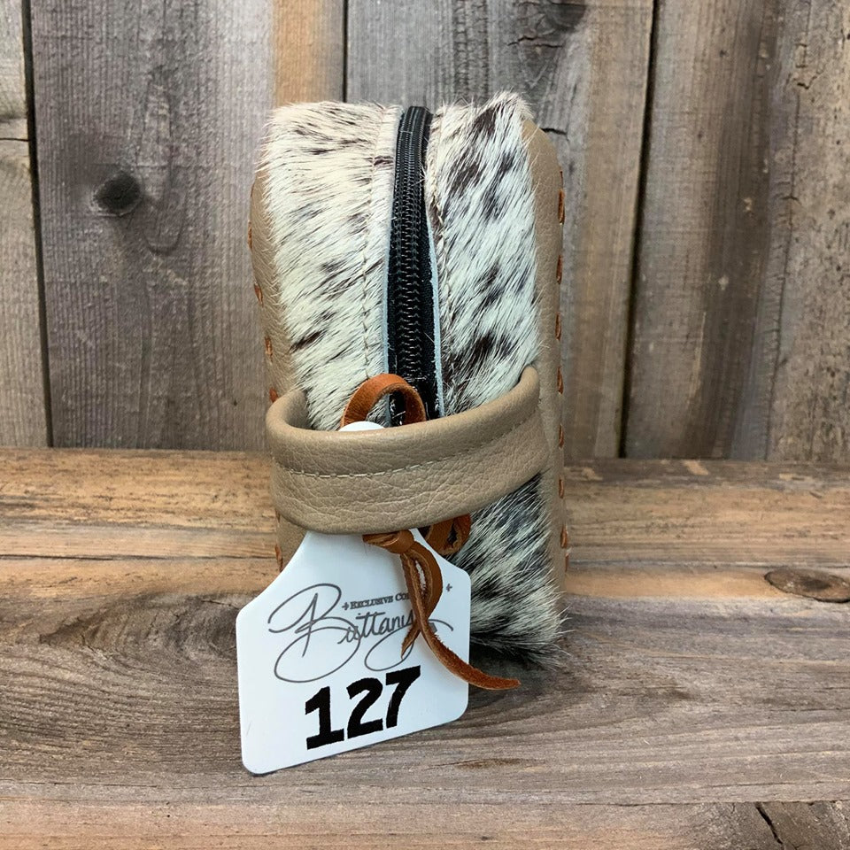 Small Buck-stitched Pendleton® Toiletry Bag #127