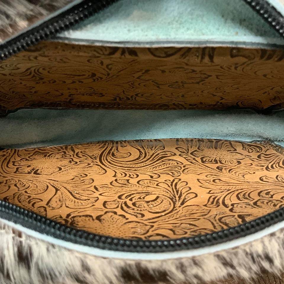 Small Buck-stitched Pendleton® Toiletry Bag #123