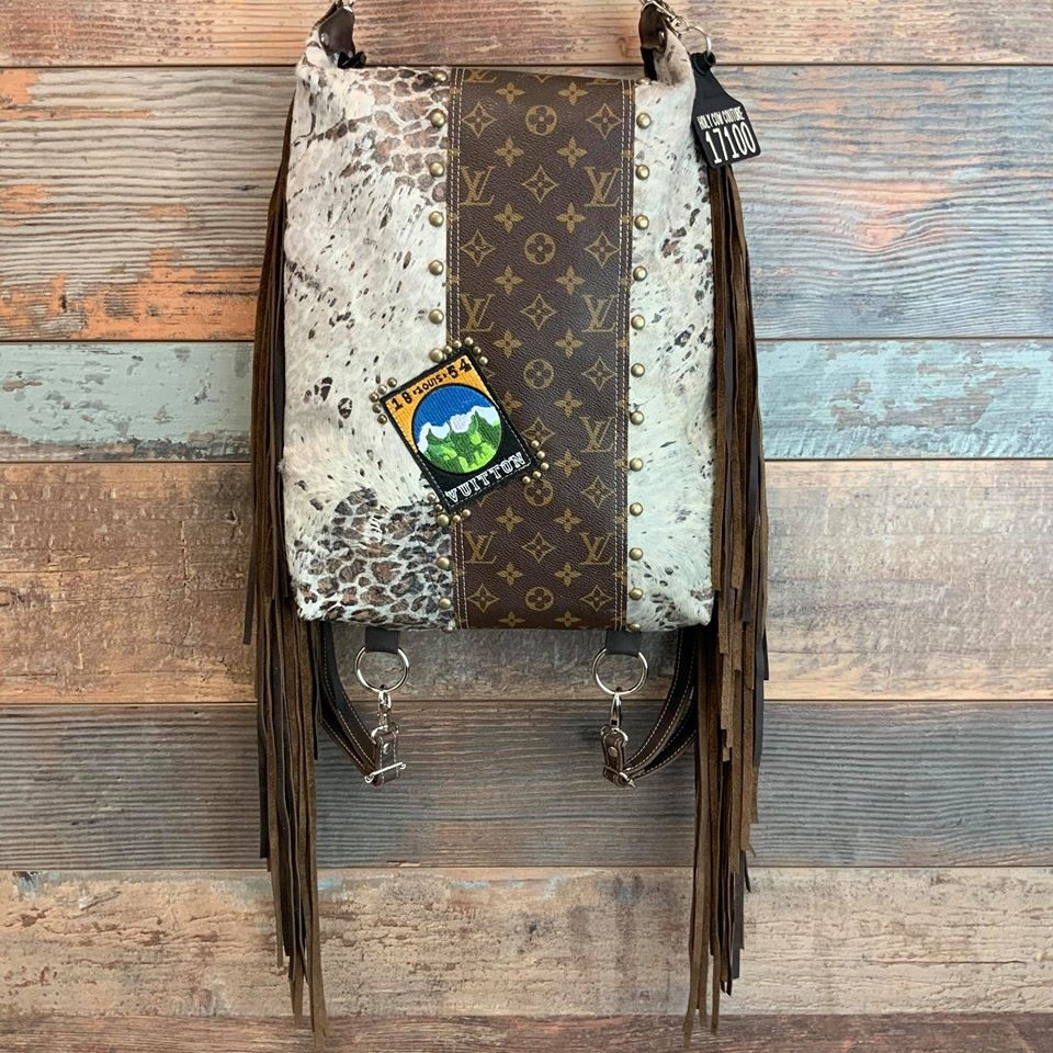 Bagpack LV Specialty Collection- #17100
