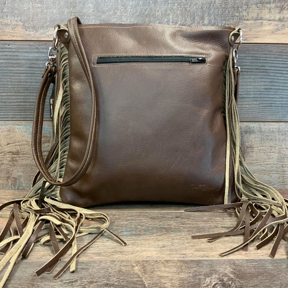 Crossbody - Front Pocket - #18117