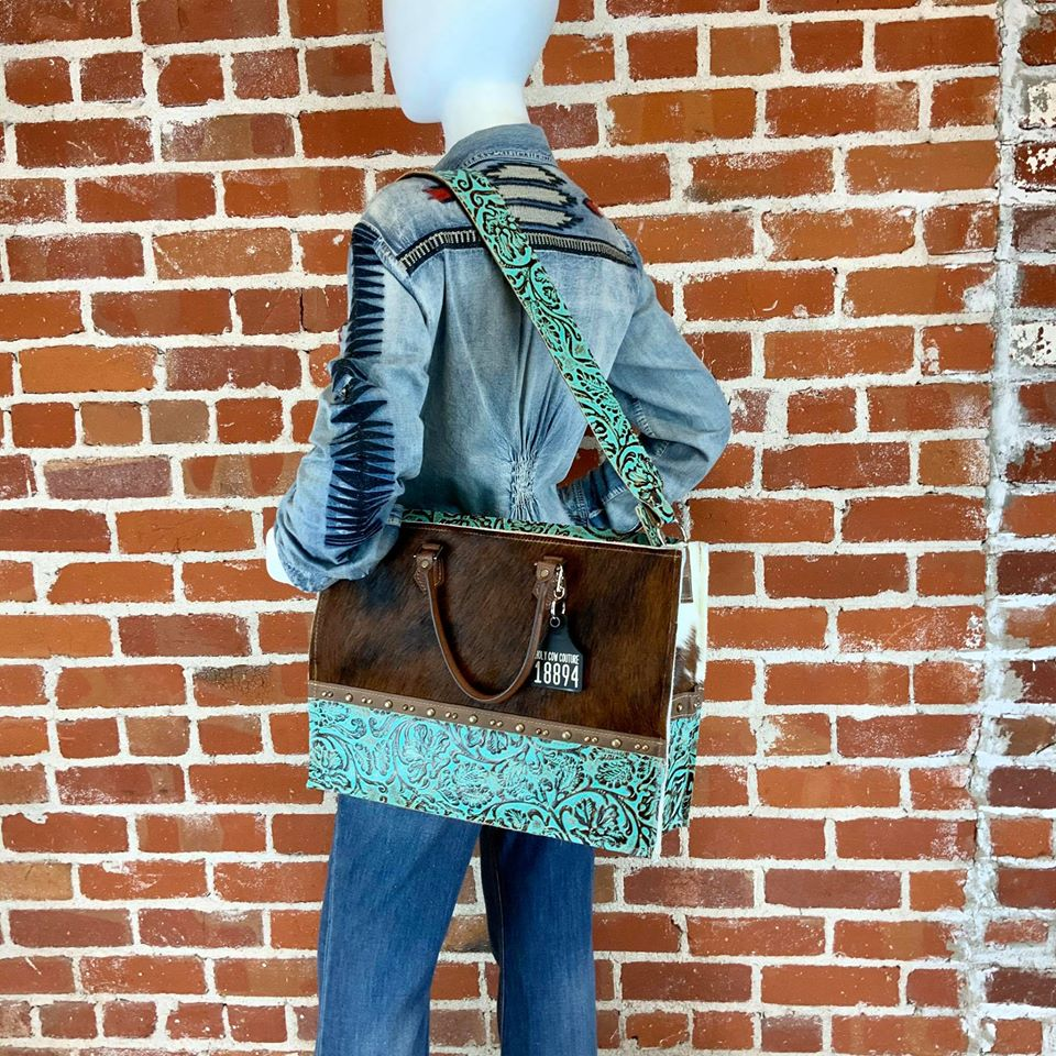Get Outta Town Hybrid Tote - #18894