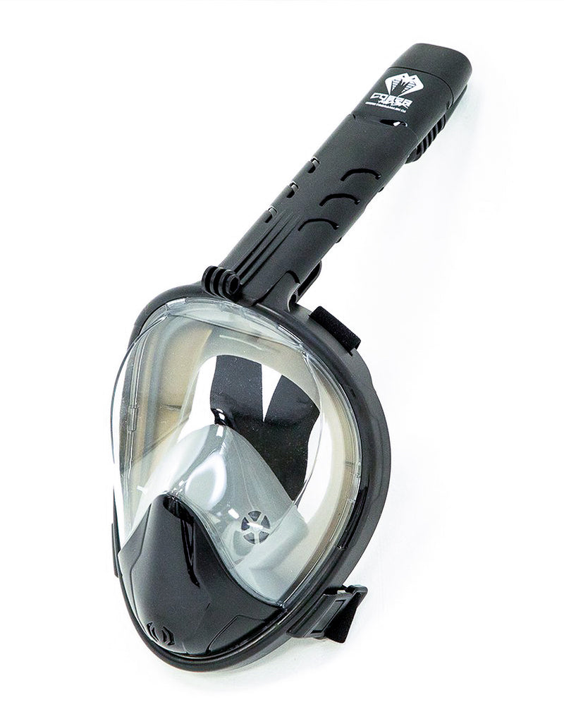 Cobra Mask v4.0 - GRANITE - Full Face Snorkel Mask