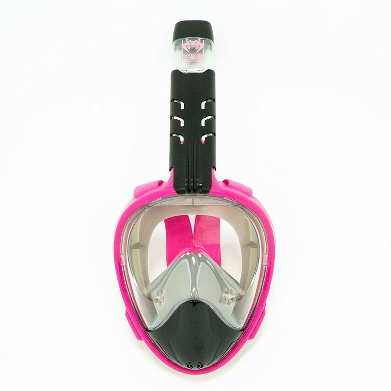 Cobra Mask v4.0 - LADYBUG - Full Face Snorkel Mask
