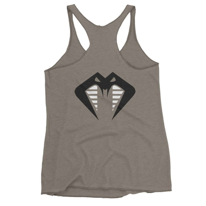 Women's Cobra Mask Tank Top