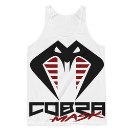 Cobra Mask Unisex Classic Fit Tank Top