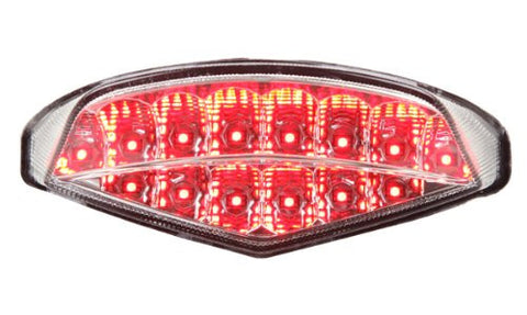 Integrated LED Taillights