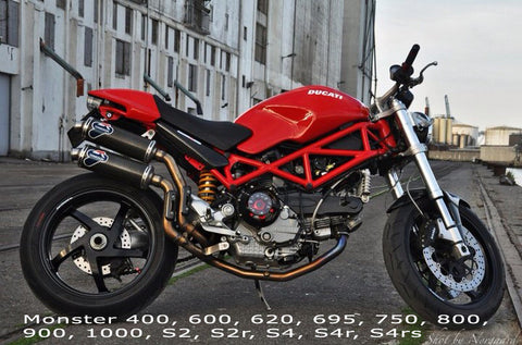 Ducati Monster Fender Eliminator Tailchop 1997-2008