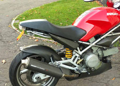 Ducati Monster Tail Chop
