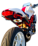 "Ducati Monster Tail Chop ""Stealth"" Fender Kit"