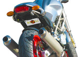 "Ducati Monster Tail Chop ""Stealth"" Integrated Taillight Bundle"