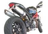 Ducati Monster 659, 696, 795, 796, 1100 Fender Eliminator