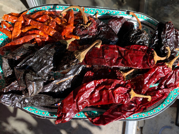 Our Guide To The World of Chilis