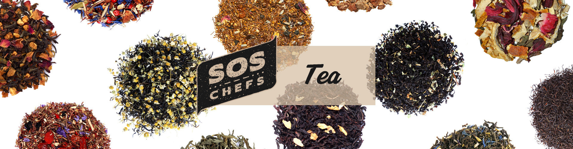 Tea and Dried Flowers – SOS Chefs