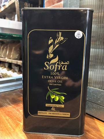 Sofra Extra Virgin Olive Oil